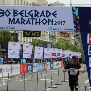 30. jubilarni beogradski maraton 22. april 2017