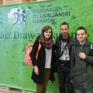 na expu u Ljubljani