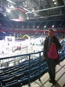 pred 1 Serbia marathon u Štark areni